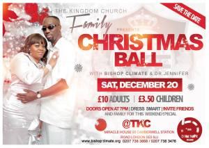 TKC Christmas Ball