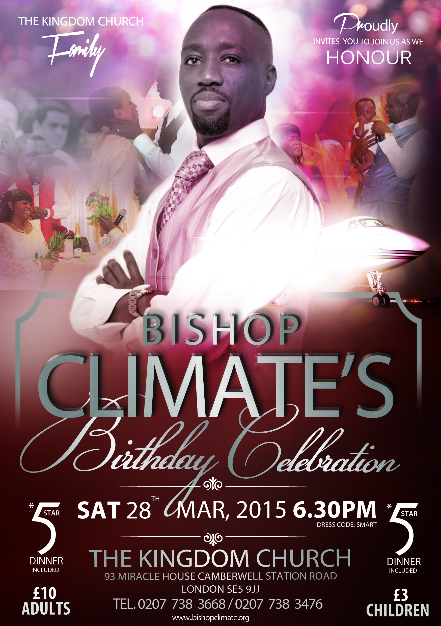 Bishop's Birthday Celebration 2015