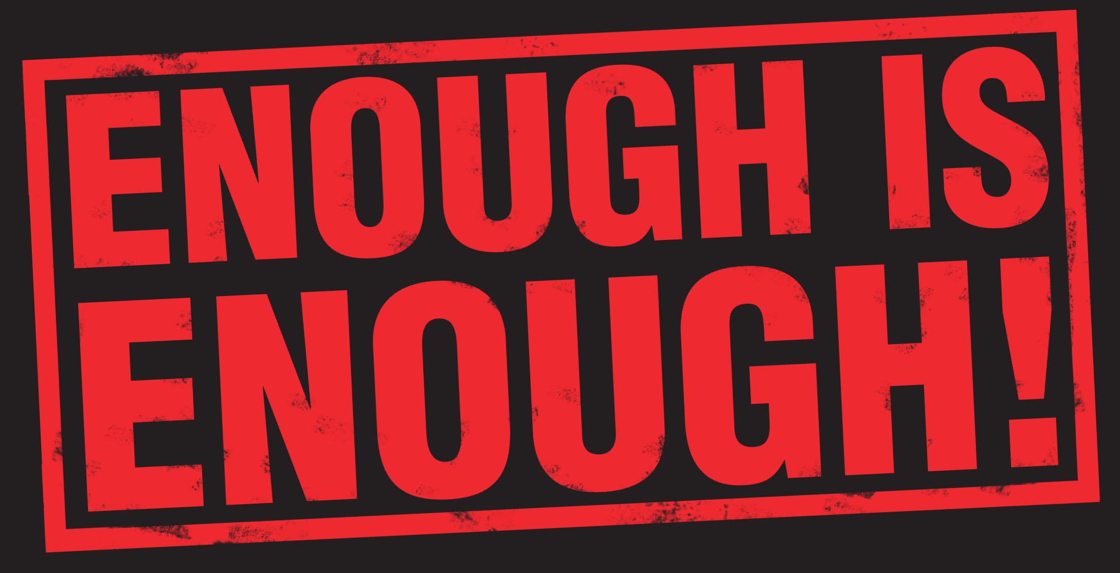 Enough-is-Enough-Poster