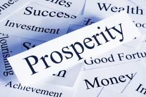 unlock prosperity and wealth