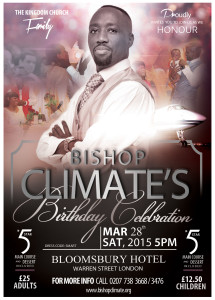 Bishop Birthday 2015