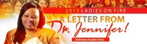 Dr Jen Letter