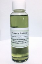 Prosperity Anointing Oil