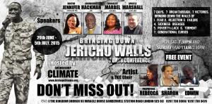 JERICHO WALLS 2015