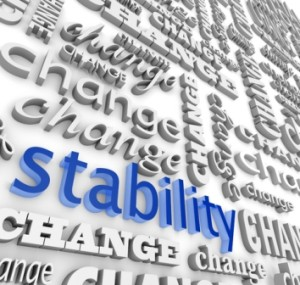 Anointing Of Stability