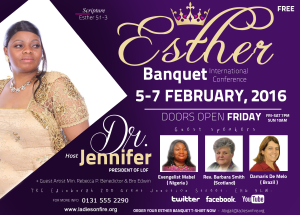 Esther Banquet 2016