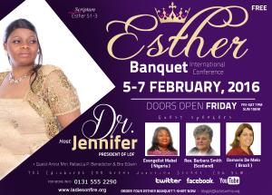 Esther Banquet 2016