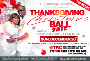 TKC THANKS GIVING CHRISTMAS BALL 2015