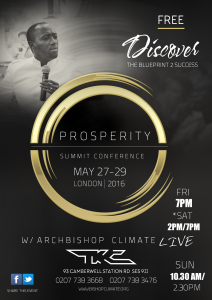 TKC PROSPERITY SUMMIT 2016