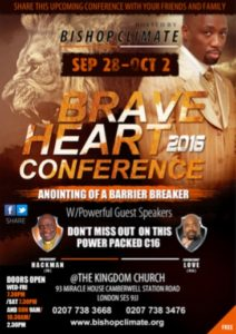 Braveheart Conference