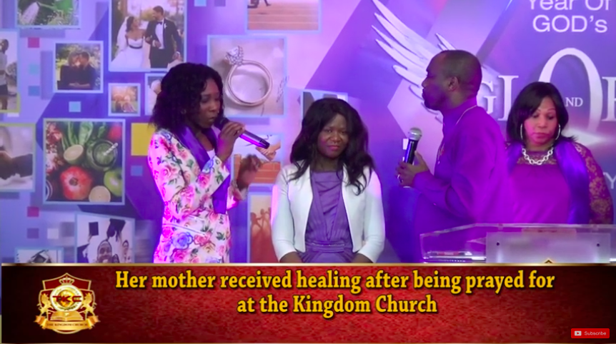 Powerful Testimony … Her Mother Was Restored To Life After
