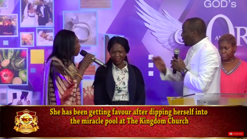 miracle pool testimony TKC Bishop Climate